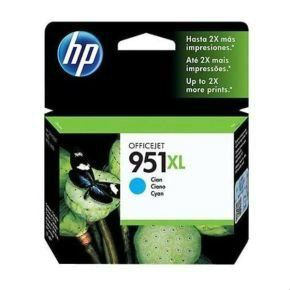 HP 951XL - CN046A XL Cyan Ink