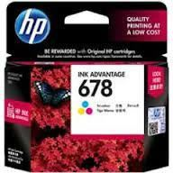 HP 678 - CZ108A Color Ink