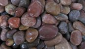LG-RIVER PEBBLE RED Gardening/River Pebble Stone