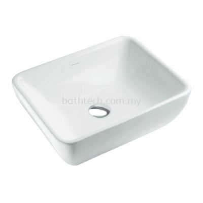Jupiter Rectangular Countertop Basin