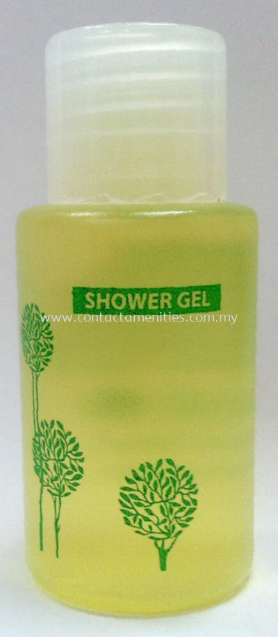 Shower Gel - T3 (30ml)