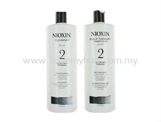 Nioxin System 2 Cleanser (New)1000ml