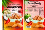 Coconut Crusty With Hot & Spicy Flavor Coconut Crusty Series