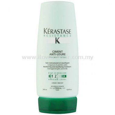 Kerastase Resistance Ciment Anti-Usure (Treatment For Weakened)200ml