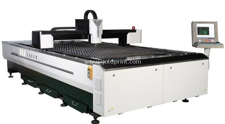 2 in 1 Metal and non metal laser cutting machine