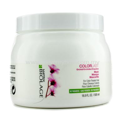 Matrix Biolage  Scalptherapie Colorlast Masque (For Color-treated hair)150ml