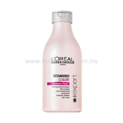 L'oreal Prof Serie Expert Vitamino Color Shampoo (250ml)