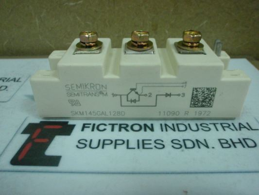 SKM145GAL128D SEMIKRON Power Module Malaysia Singapore Thailand Indonesia Philippines