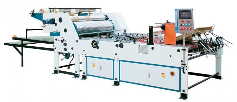 Automatic Sticker Machine