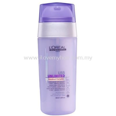 L'oreal Liss Unlimited Sos Smothing Double Serum(30ml)