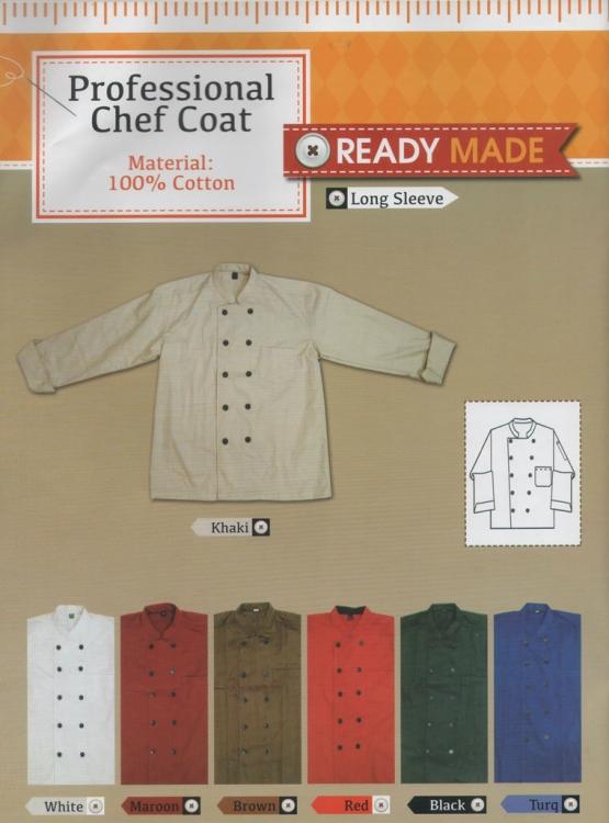 Professional Chef Coat