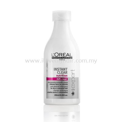 L'Oreal Prof. Expert Serie Instant Clear Shampoo (250ml)
