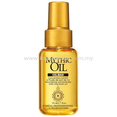 Loreal Mythic Oil Bar Nourishing Concentrate(50ml)