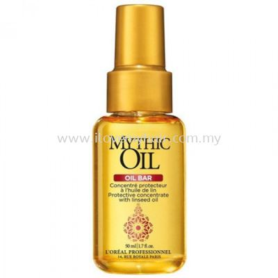Loreal Mythic Oil Bar Protective Concentrate (50ml)