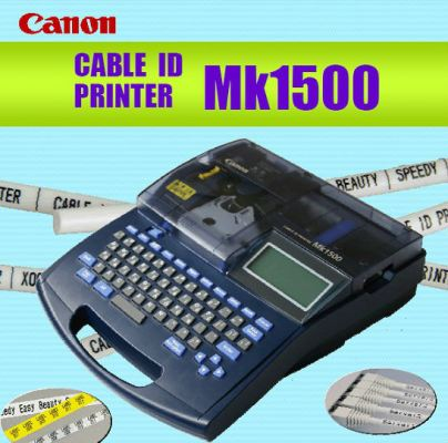 Canon MK1500 Marking Tube Printer