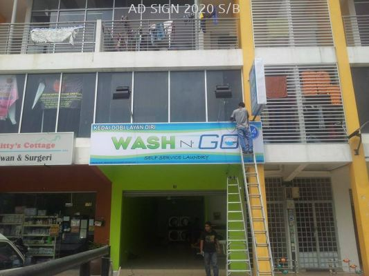 Wash N Go (Laundry, Dobi)