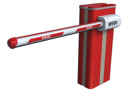 FAAC Automatic Barriers - Hydraulic Technology B680H