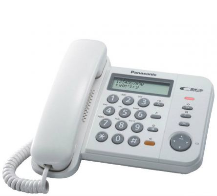 Panasonic Single Line Telephone KX-TS580ML