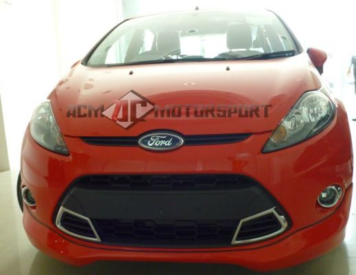 Ford Fiesta Hatchback 1.6 Bodykit