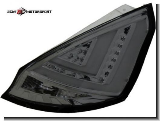 Ford Fiesta 2009 Tail Light Conversion