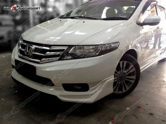 Honda City (Facelift) 2012 MG Bodykit