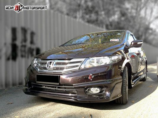 Honda City 2012 Facelift Magix Bodykit
