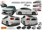 Honda City 2012 AM Style Bodykit City 1.5 Facelift (2012) Honda