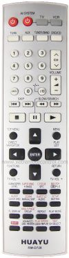 RM-D728 PANASONIC HOME THEATER REMOTE CONTROL PANASONIC HOME THEATER REMOTE CONTROL
