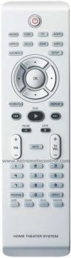 RM-D692 PHILIPS HOME THEATER REMOTE CONTROL  (original) PHILIPS HOME THEATER REMOTE CONTROL