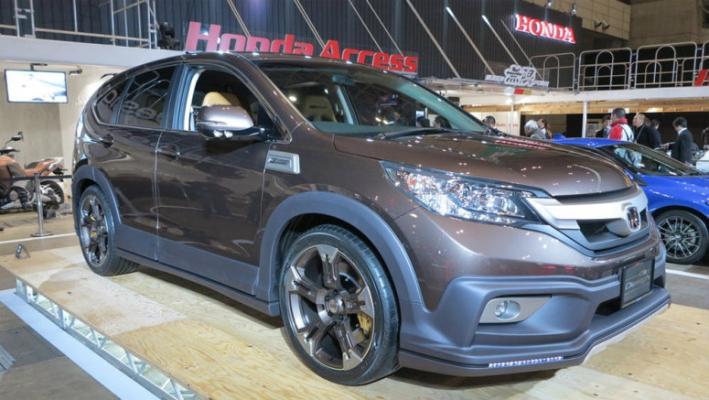 Honda CRV 2013 Mugen Bodykit