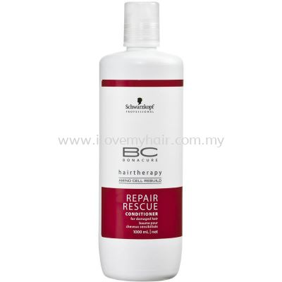 Schwarzkopf Professional Bc Repair Rescue Conditioner (1000ml)