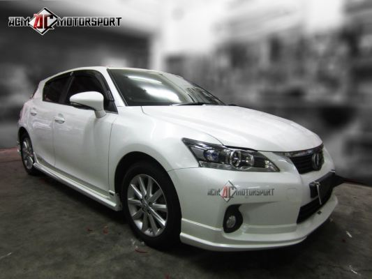 Lexus CT200H Tom''s Bodykit