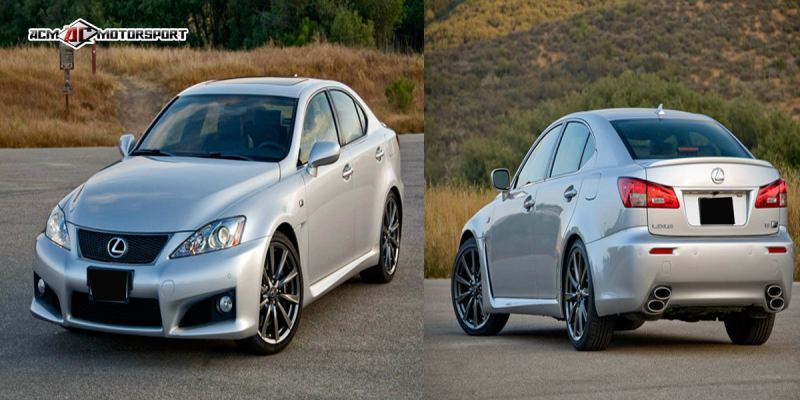Lexus IS250 IS-F Conversion Kit
