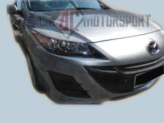 Mazda 3 Sedan Eyelids