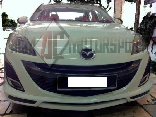 Mazda 3 (2010) Sedan Bodykit