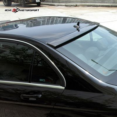 Mercedes benz W204 (Coupe) Glass Spoiler