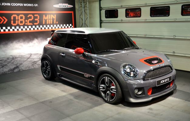 Mini Cooper GP Bodykit