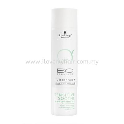 Schwarzkopf Professional BC Sensitive Soothe Conditioner(200ml)