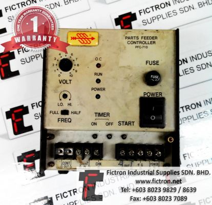 Repair Service in Malaysia - PARTS FEEDER CONTROLLER PFC-710 Singapore Indonesia Thailand