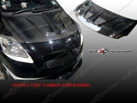 Toyota Vios cCarbon Fiber Hood