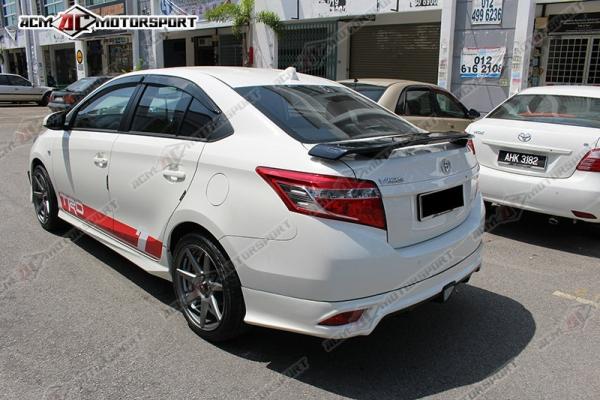 Toyota Vios 2013 Fel''s Spoiler