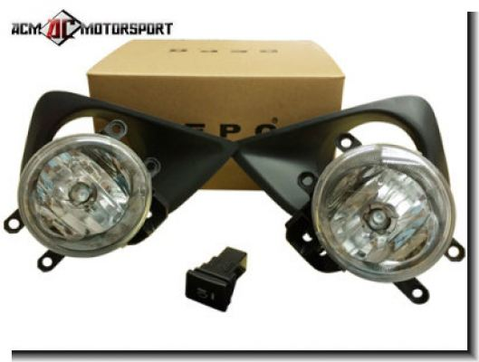 Toyota Vios 2013 Fog Light (Made in Taiwan)