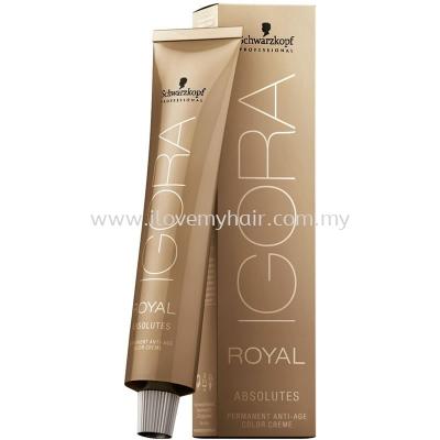 Schwarzkopf Prof. Igora Royal Permanent Colour Cream