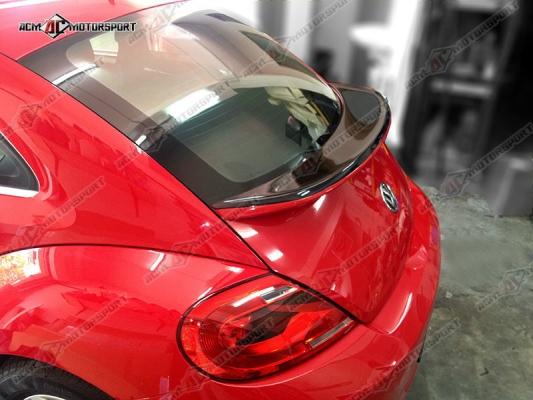 Volkswagen Beetle Trunk Spoiler