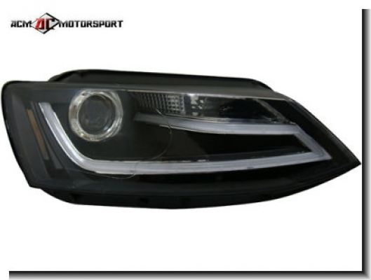 Volkswagen Jetta Head Lamp Conversion