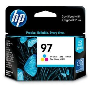 HP 97 - C9363W Color Ink