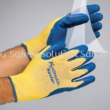 <ATEM> H5022 Kevlar Glove Coated with Rubber