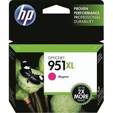HP 951XL - CN047A XL Magenta Ink