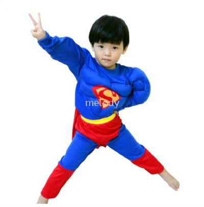 Kid Costume \ Superhero -