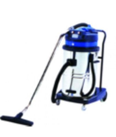 Wet / Dry Vacuum Cleaner c/w S/Steel Body (Twin Motor) - SDM 70